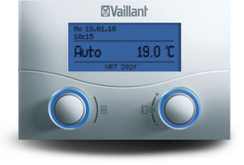 Vaillant Smart Controller Instation by Precision Plumbing Solutions