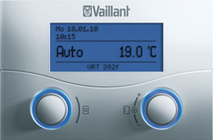 Vaillant Controller installed by Precision Plumbing Solutions